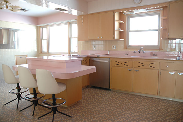 This 1956 Kitchen Hasn't Been Touched For 50 Years