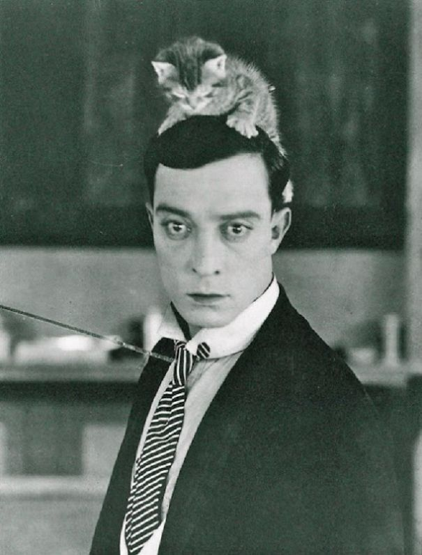 The First Guy To Do It, Buster Keaton, 1922
