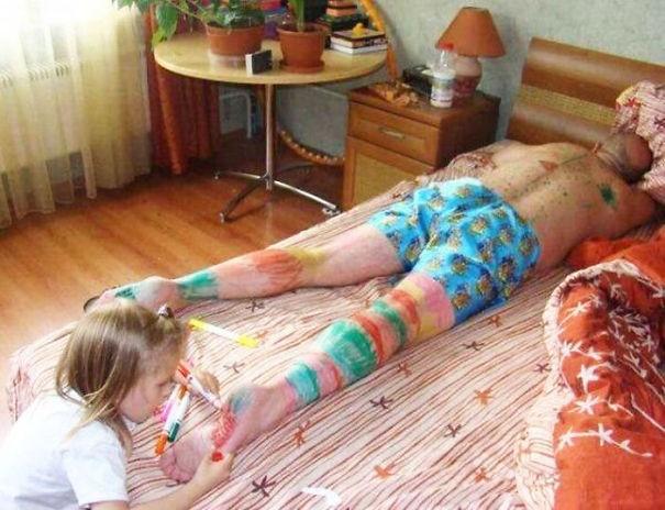 This Tattoo Artist's First Customer