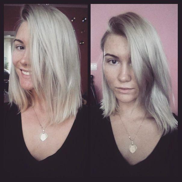 My New Silver Head. Ig: Kaamivaa