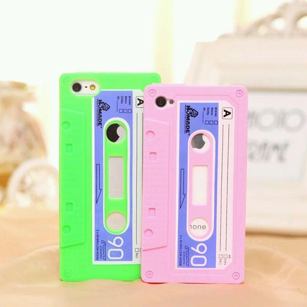 Neon Cassettes