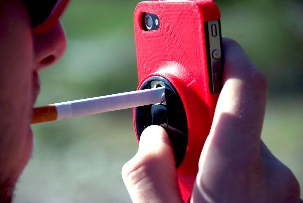 Lighter Phone Case