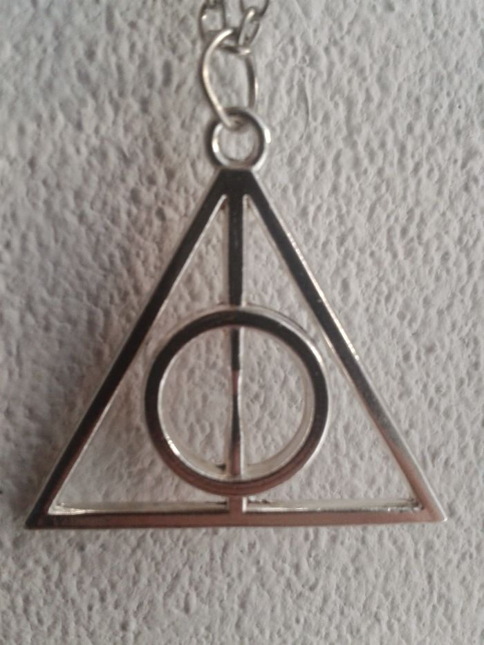 Harry Potter's Deathly Hallows Necklace