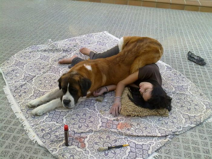 Nothing Like Help Mum To Rest…