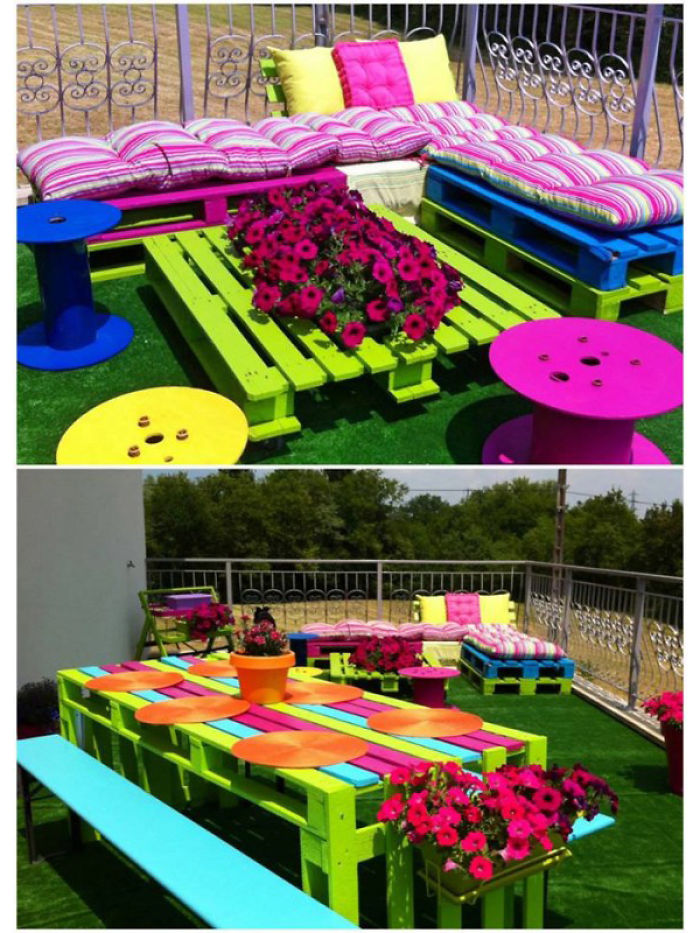 20+ Brilliant Diy Ideas How To Recycle Pallets
