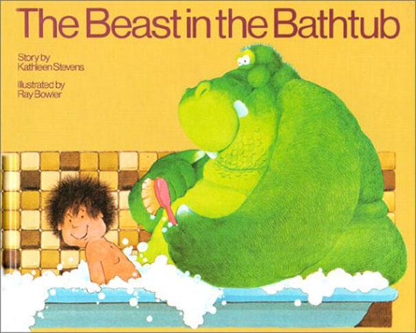 The Beast In The Bathtub