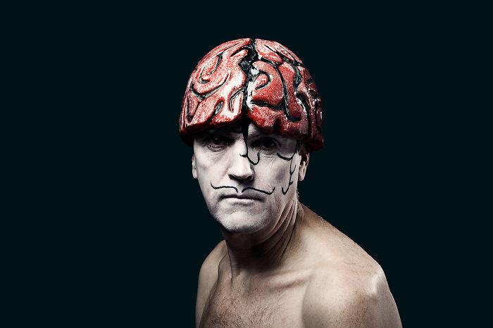 Ceramic Brain.