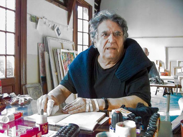 Alberto Cedrón, Buenos Aires, 2007