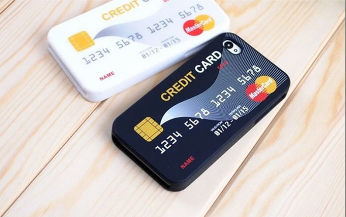 Credit Card Phone Case