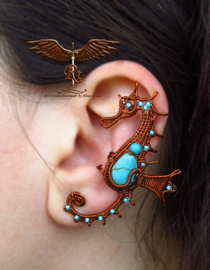 How About A Seahorse?