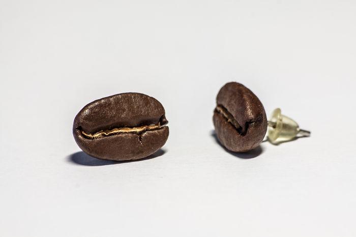 Coffeeholic Earrings