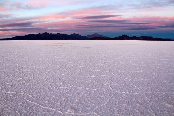 Postcards From The Bolivian Salt Flats Tour