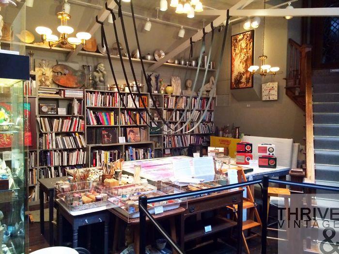 Vance Kirkland's Original Studio: