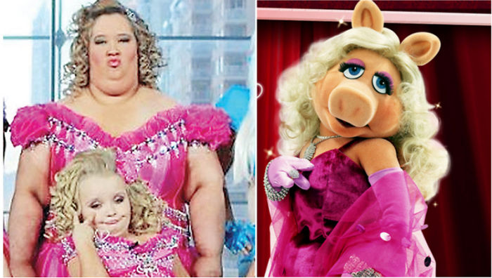 Miss Piggy Exists!!!