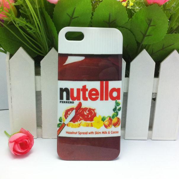 Nutella Case