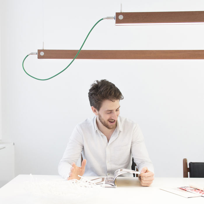 Per Meter 01 – Innovative And Customizable Light-beam Artwork