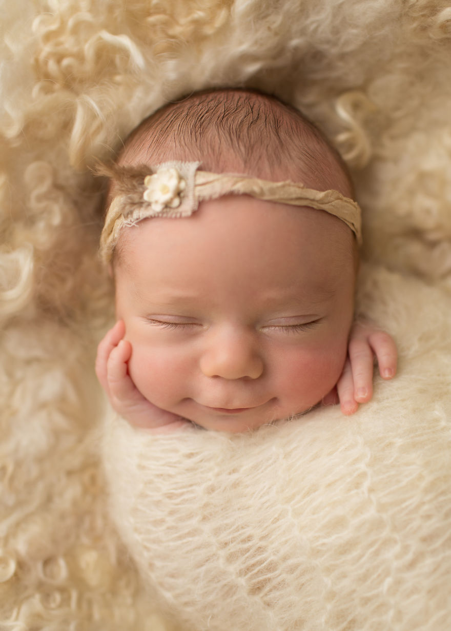 Smiling Babies: I Learned To Catch The Smiles Of Sleeping ...