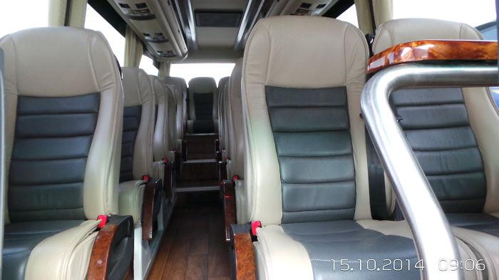 Santorini Shuttle Bus