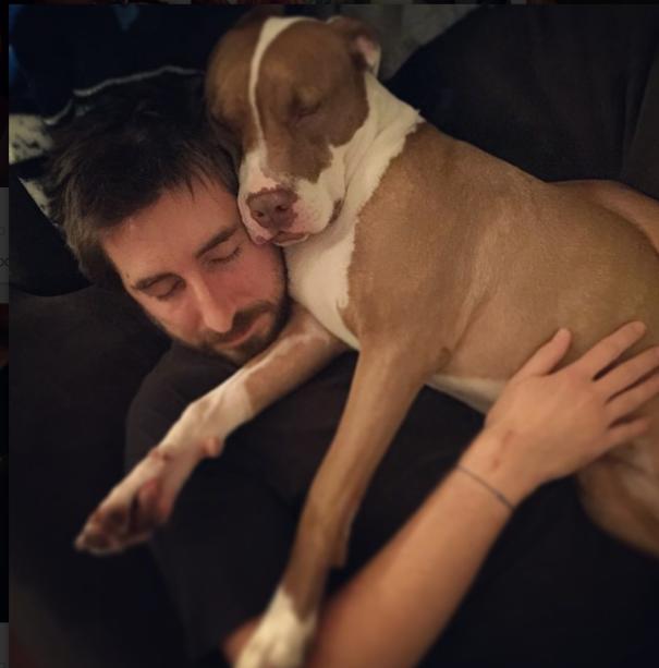 Adorable Nap Time