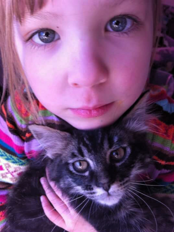 Hannah & Her Toby Love.