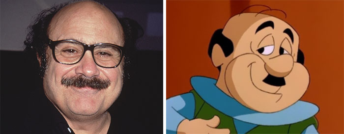 Danny DeVito Looks Like Mister Spacely