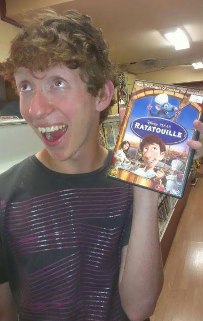 Ratatouille s Linguini In Real Real Life Disney Characters Tumblr