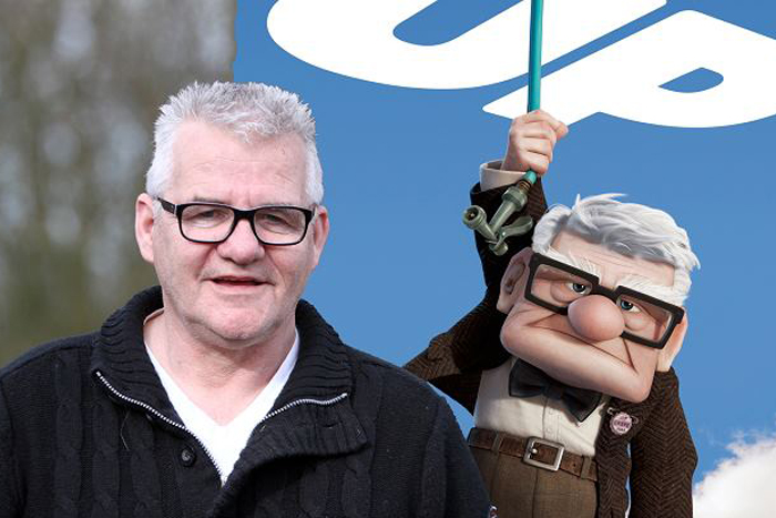 Carl From Up Again, Little Bit Younger