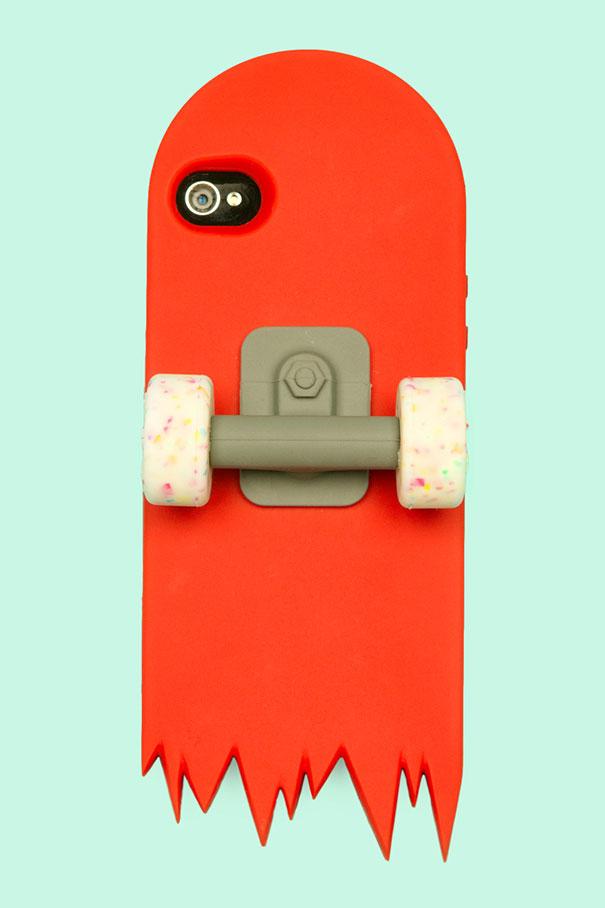 Skateboard Phone Case