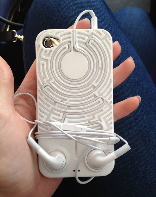 Maze Phone Case