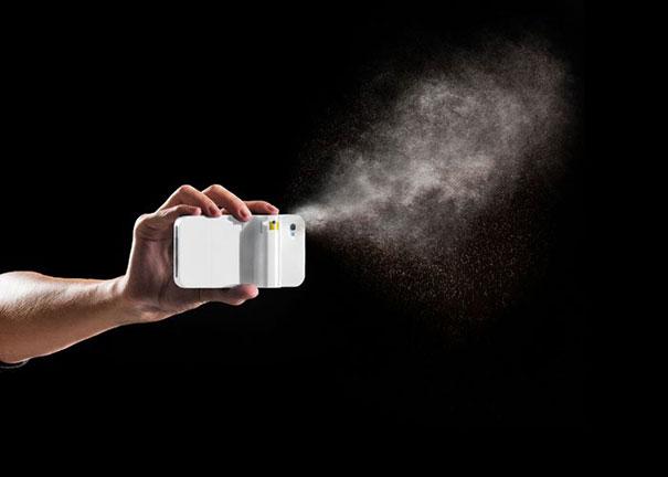 Peper Spray Phone Case
