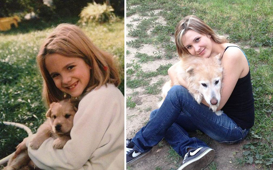 Fourteen Years Apart