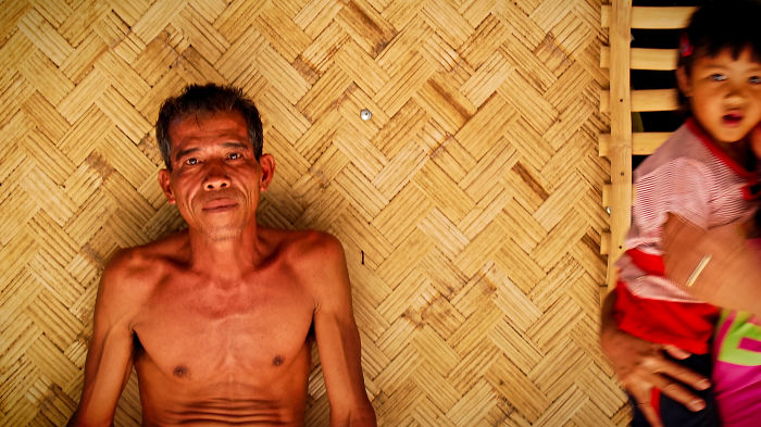 The Faces Of Filipinos In A Small Village Forgotten By Time.