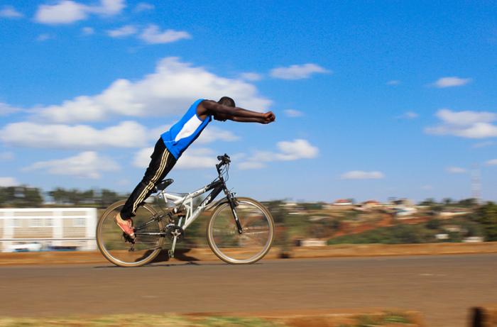 Amazing Bicycle Stunts