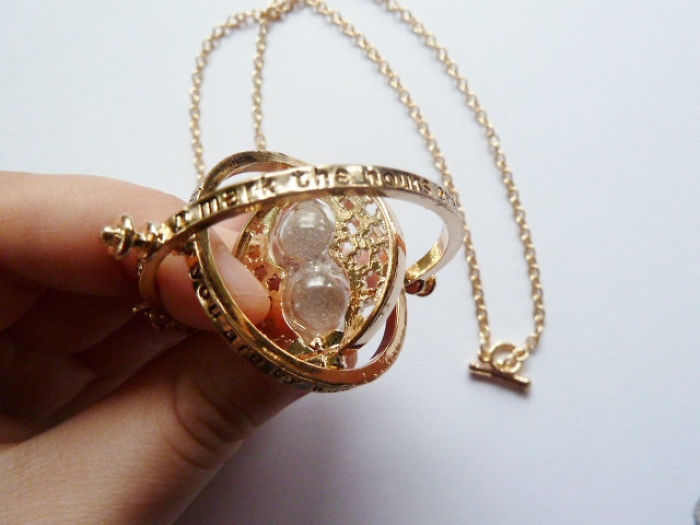 Hermione's Time Turner Necklace