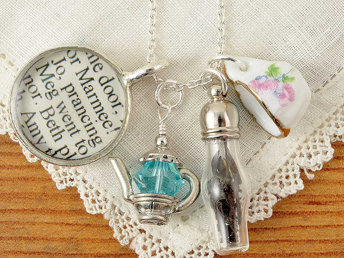 Little Women Necklace