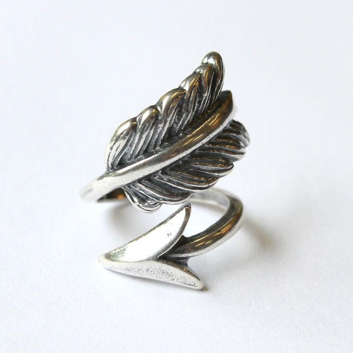 Robin Hood's Arrow Ring