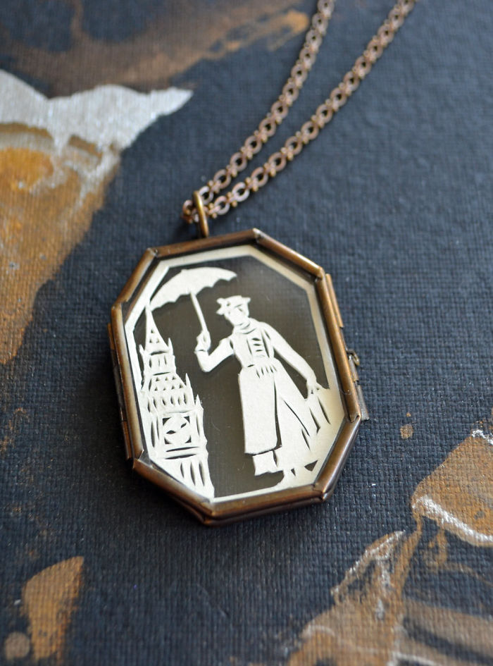 Merry Poppins Necklace