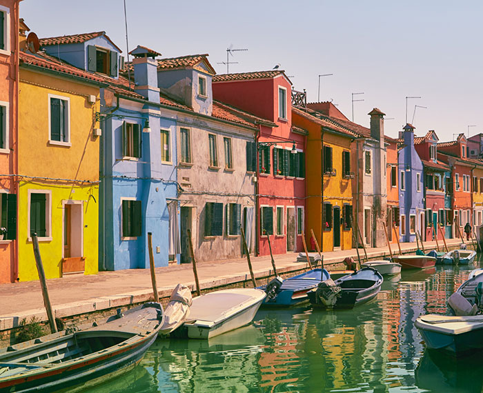 The Most Colorful Town In The World