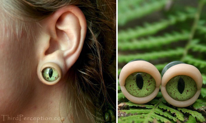 Creature Eye Plugs