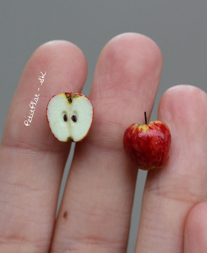 Apple Studs