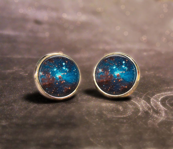 Space Earrings