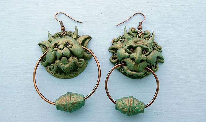 Labyrinth Movie And Book Door Knockers