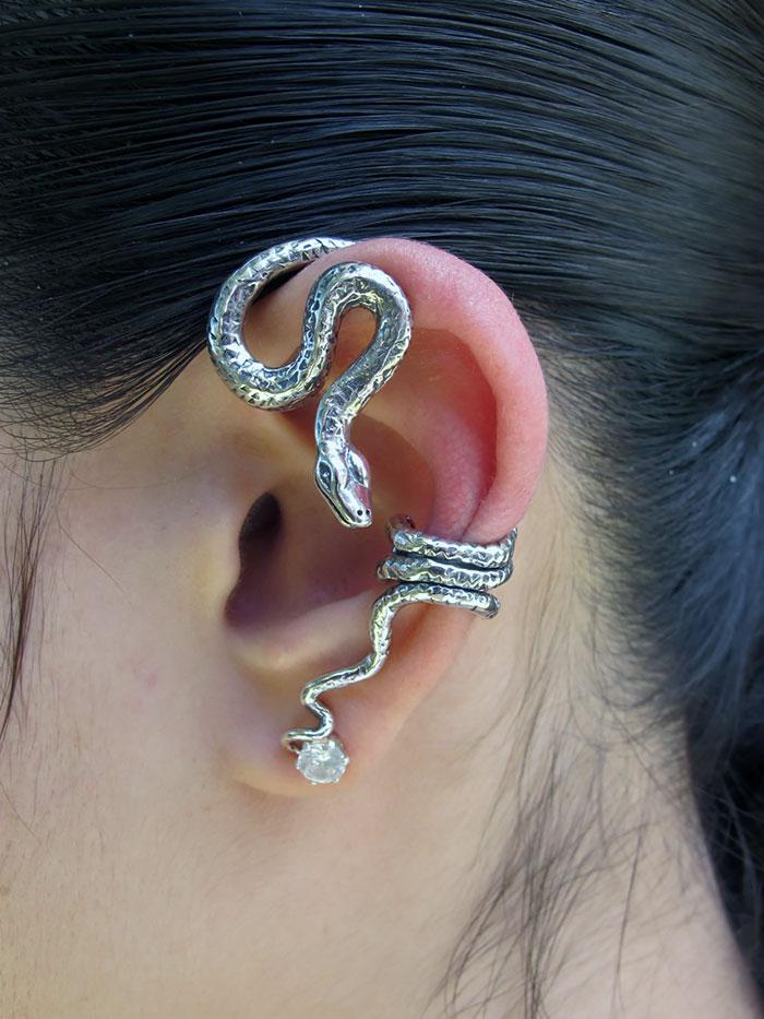 Snake Ear Wrap