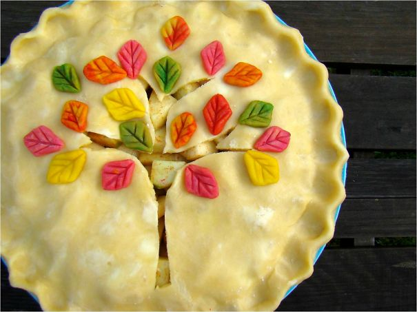 Beautiful Tree Pie