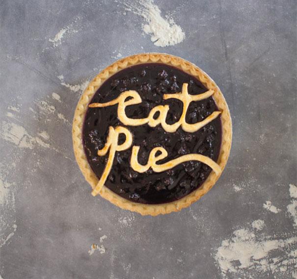 """""""eat Pie"""" Pie"""