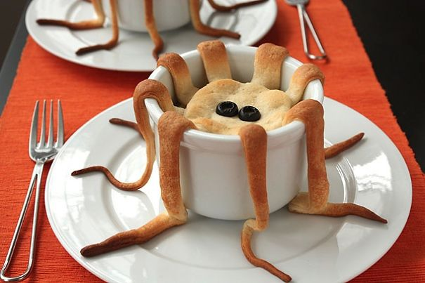 Tiny Spider Pie