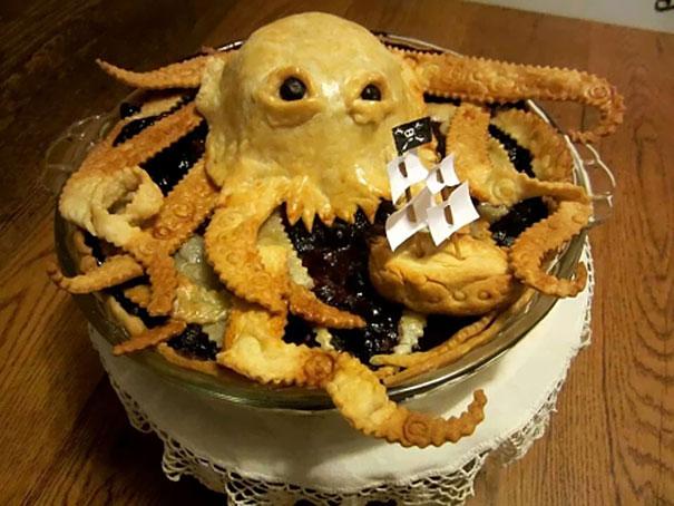 Kraken Pie