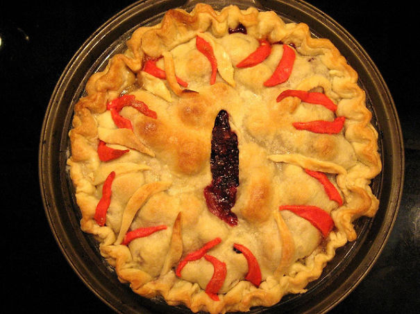 The Pie Of Sauron