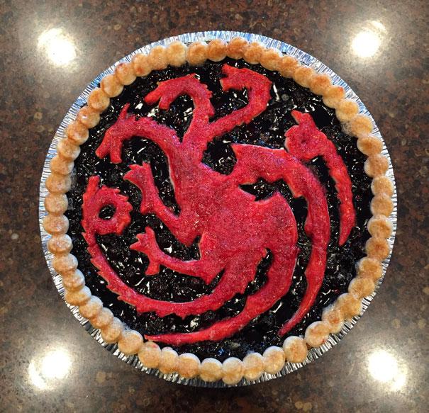 Game Of Thrones Pie Set