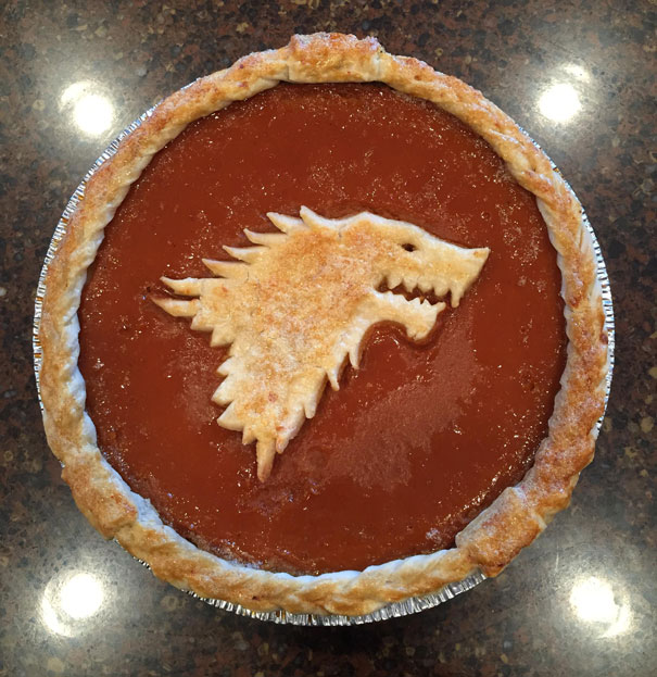 Game Of Thrones Pie Set